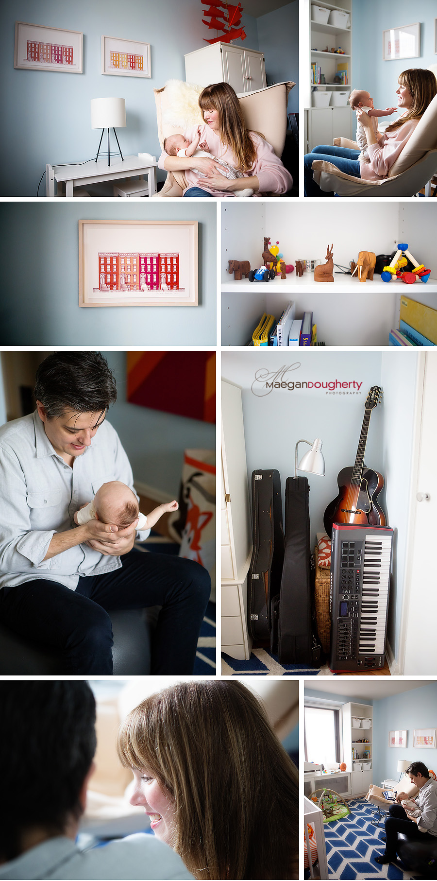NYC documentary newborn photographer