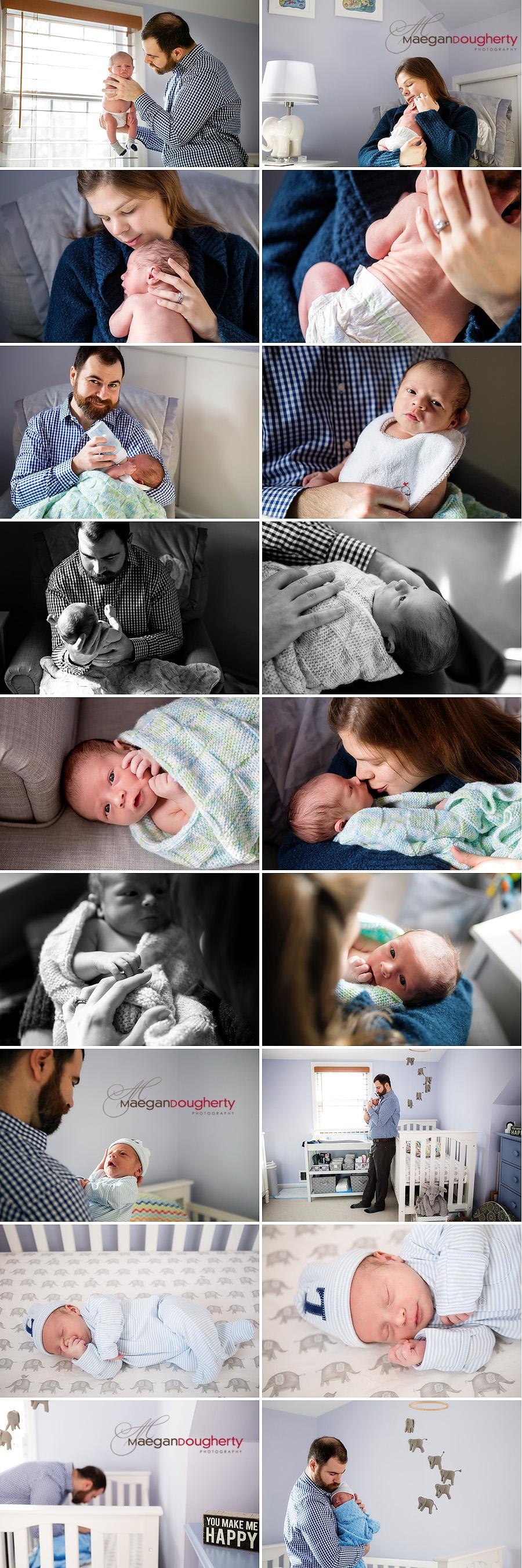 ridgewood nj newborn photographer